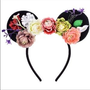 Disney Minnie/Mickey Mouse Ears New  Mouse Ears